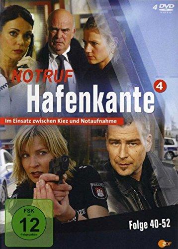 Notruf Hafenkante 4, Folge 40-52 (4 DVDs)