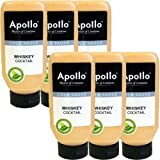 Apollo Gewürz-Sauce 'WHISKEY-COCKTAIL SAUS' 6 x 670ml