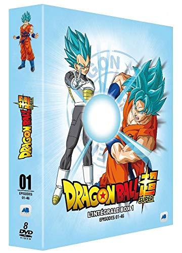 Coffret dragon ball super, vol. 1, épisodes 1 à 46