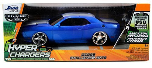 jada-toys-hyperchargers-2012-dodge-challenger-btm-remote-controlled-vehicle-116-blue-by-jada