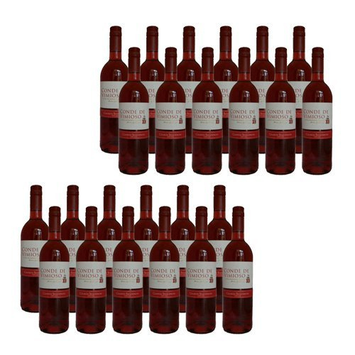 Conde De Vimioso Colheita Seleccionada - Vino Rose - 24 Botellas