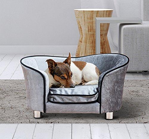 Divano per cani di lusso: le più belle cucce luxury per i 4