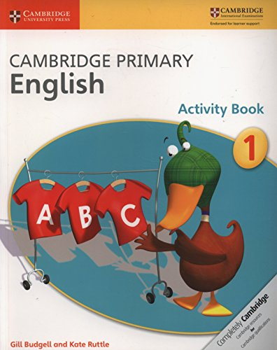 Cambridge Primary English. Activiity Book Stage 1