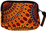 Guru-Shop Portemonnaie `Ethno` in Verschiedenen Farben, Herren/Damen, Orange, Baumwolle, 8x12 cm, Börsen aus Stoff, Hanf & Brokat