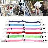 autone Dog Fashion Auto Sicherheitsgeschirr, PET Supplies Nylon Leinen Fahrzeug Sicherheitsgurt Leine grün