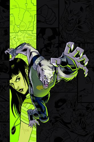 The Astounding Wolf-Man Volume 2
