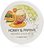 Oxyglow Honey and Papaya Enzymes Scrub P...
