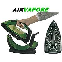 Plancha portátil recargable, inalambrica, sin cables de vapor , Air Vapore XSQUO ®