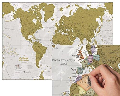le-monde-carte-a-gratter