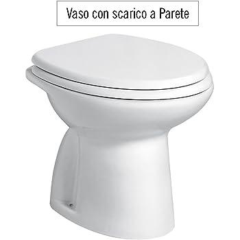 VASO CERAMICA DOLOMITE GEMMA 2 A TERRA SCARICO A PAVIMENTO B EU ...