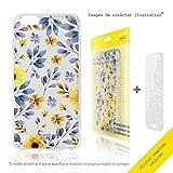 Funnytech Motorola Moto G4 Coque Housse TPU Silicone pour Motorola Moto G4 l [Design...