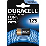 ArcEin Duracell Ultra Lithium 123 Battery