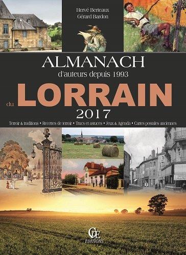 Almanach du Lorrain 2017