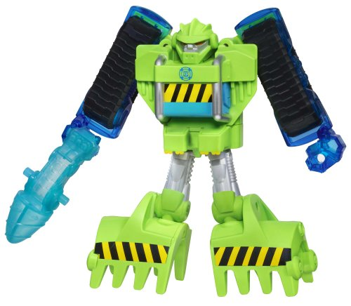Imachine Playskool Heroes Transformers Rescue Bots Boulder die Construction-bot Figur