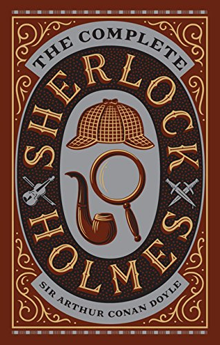 the-complete-sherlock-holmes-barnes-noble-leatherbound-classic-collection