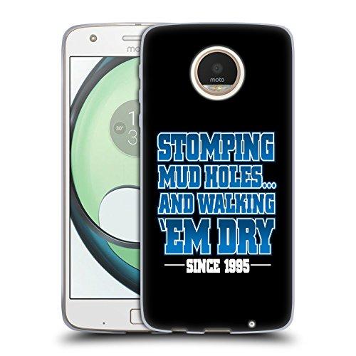 Head Case Designs Official WWE Stomping Mudholes Steve Austin Soft Gel Case...
