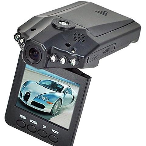 Babz–2,5TFT LCD pantalla portátil HD DVR coche cámara para salpicadero Carcam Grabadora
