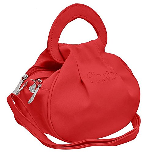 BFC- Buy for change Fancy Stylish Elegant Women s Cross Body Red Sling Bag fcd53f1e3aede