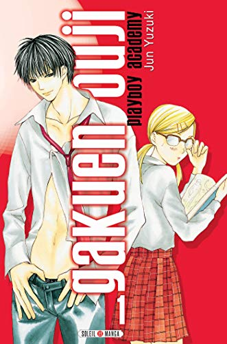 Couverture du livre Gakuen Ouji - Playboy Academy T01