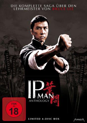 Bild von Ip Man Anthology [Limited Edition] [4 DVDs]