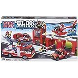 Mega Bloks Blok Squad Buildable Fire Patrol Station Playset