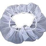 Bomcomi Mesh-Rezeptor-Seed-Schutz-Vogel-Papageien-Abdeckung Einfache Reinigung Vogelkäfig Schatten Tuch Shell