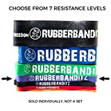 Rubberbanditz Pull Up/CrossFit Band - Robust - 40-80 lbs. (18-36 kg) - Resistance with Pullup PDF