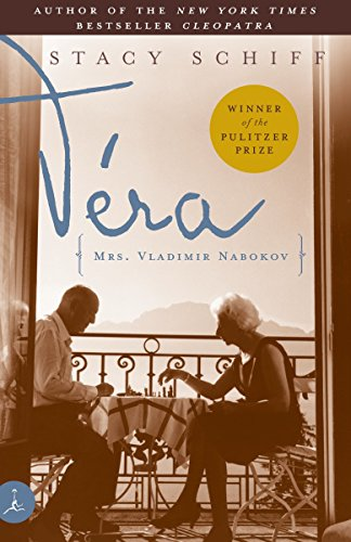 Vera: Mrs. Vladimir Nabokov (Modern Library)