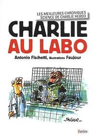 Charlie au labo par Antonio Fischetti