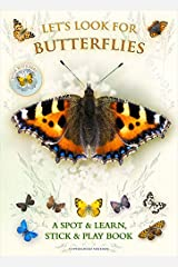 Let's Look For Butterflies: A Natural History Activity Book Paperback
