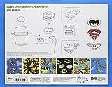 Image de Les cookies des super-héros de comics : Avec 3 emporte-pièce