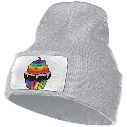 Colorful Warm Knit Beanie Hat Skull Cap ()