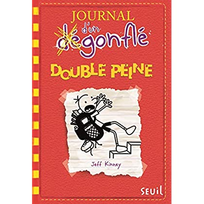 Journal d'un dégonflé - tome 11 Double peine (11)