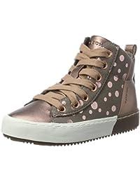 Geox Kalispera B, Sneaker a Collo Alto Bambina