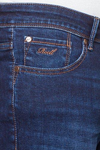 REELL Men Jeans Spider Artikel-Nr.1102-001 - 01-001 Deep Blue Vintage