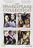 The Shakespeare Collection - Macbeth, Romeo & Juliet, Twelfth Night, King Lear [DVD]