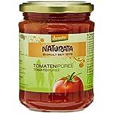 Naturata Purée de Tomates Bio 400 g - Lot de 2