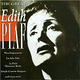 Songtexte von Édith Piaf - The Great