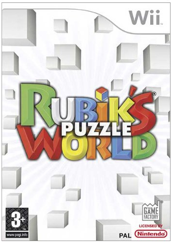 dtp entertainment AG Rubik's Puzzle World