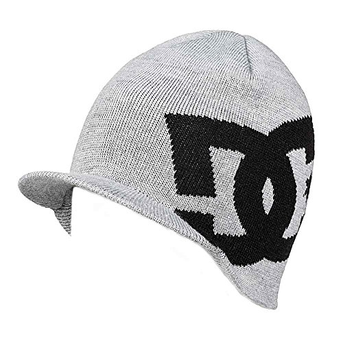 Dc shoes berretto cuffia BIG star visor grey