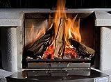 Buschbeck Grill Zubehör, Feuerrost mit Aschepfanne, edelstahl, 30 x 46 x 9 cm, 90013.000 für Buschbeck Grill Zubehör, Feuerrost mit Aschepfanne, edelstahl, 30 x 46 x 9 cm, 90013.000