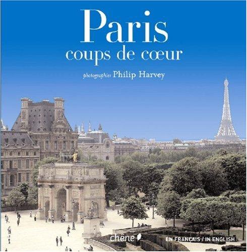 Paris : Coups de coeur, Edition blingue français-anglais