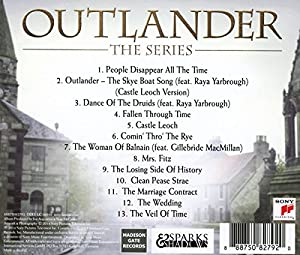 Outlander: Season 1, Vol. 1 (Original Television Soundtrack) from Sony Music Classical