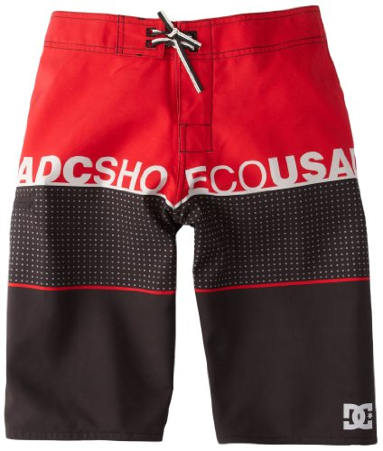 DC Shoes Jungen Boardshort, athletic red, 26, DRBBS013-ATHD (Shorts Athletic Dc)