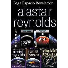 Saga Espacio revelación
