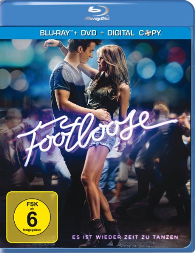 Footloose (+ DVD) [Blu-ray]