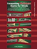 WF152 - Compatible Christmas Duets for Winds - Trombone / Baritone / Bassoon by Doris Gazda Larry Clark (2013-09-15)
