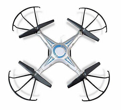 H aircraft Fernbedienung Flugzeug High-Definition-Antenne Vier-Achs-Flugzeug Wrestling Uav Kinder 'S Bildungs-Spielzeug,Grau,30-50CM