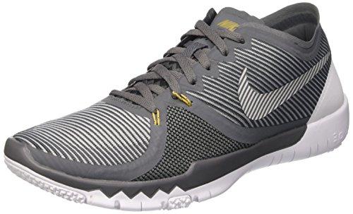 huge discount 0cc0f 4eb05 Nike 749361-007 Men S Free Trainer 3 0 V4 Training Shoe ...