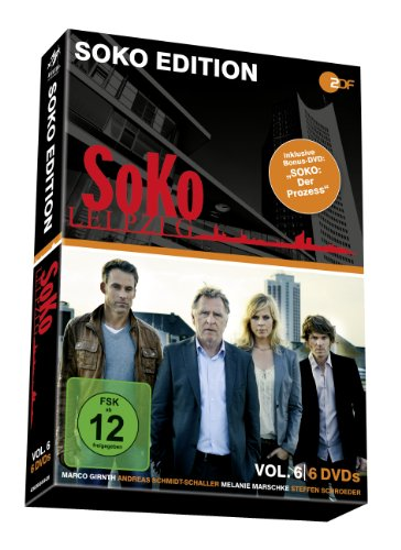 Vol. 6 - Soko Edition (6 DVDs)